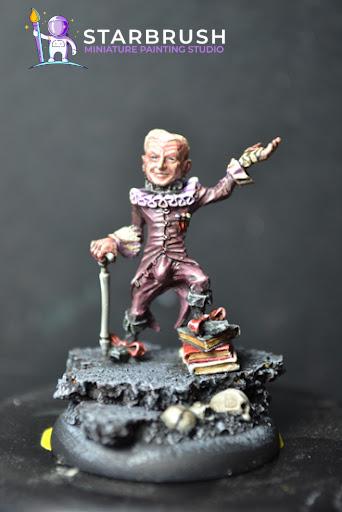 Miniaturas de Hell Dorado. Nivel 3
