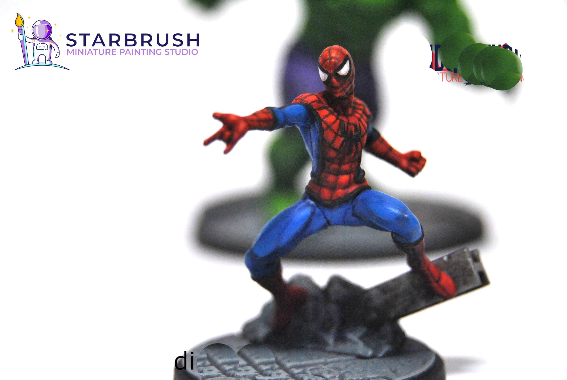Miniaturas de Marvel Crisis Protocol