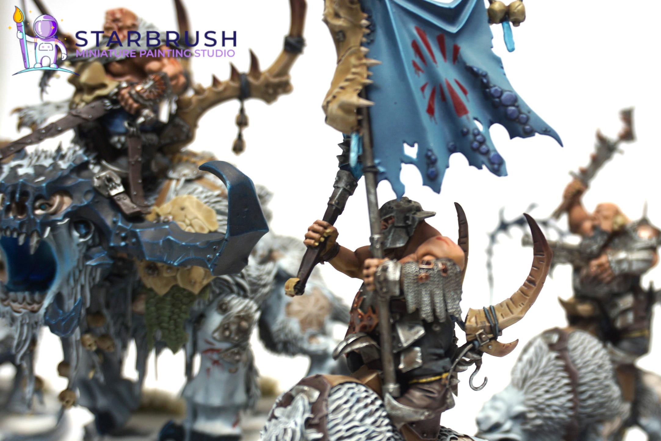 Beastclaw Raiders