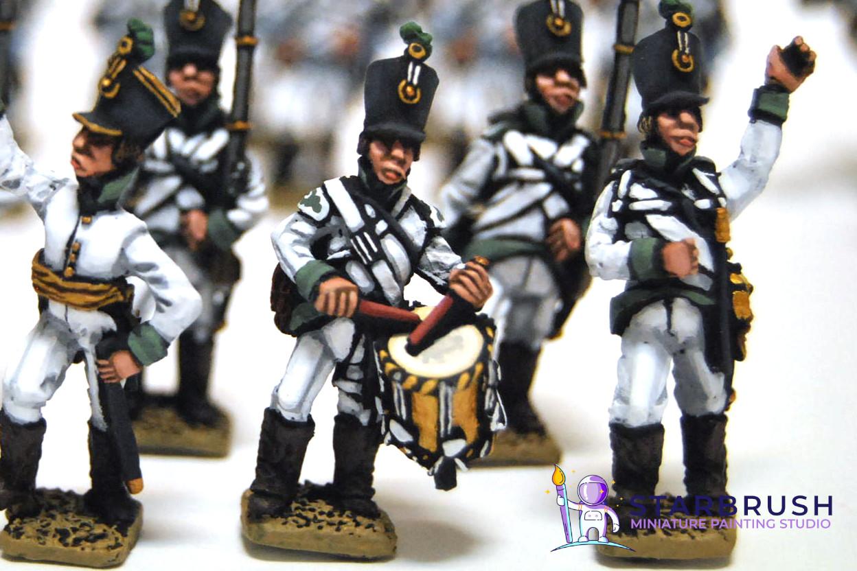 Fusileros Napoleónicos. Nivel 3