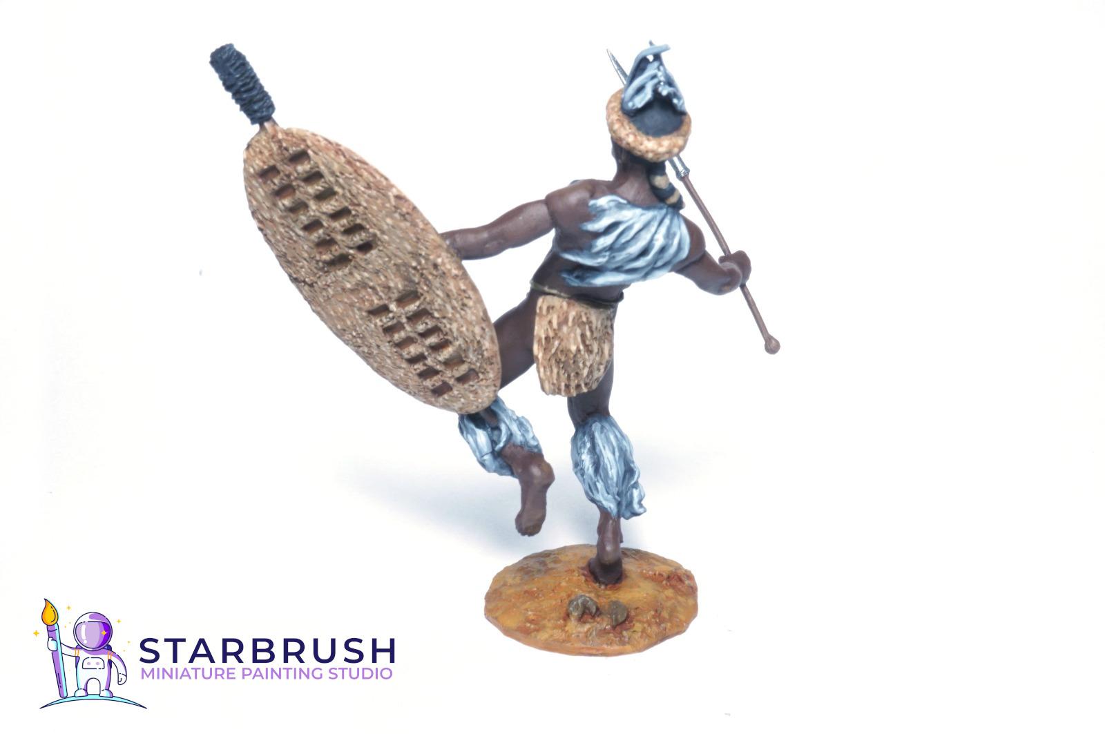 Guerreros Zulú. Nivel 5