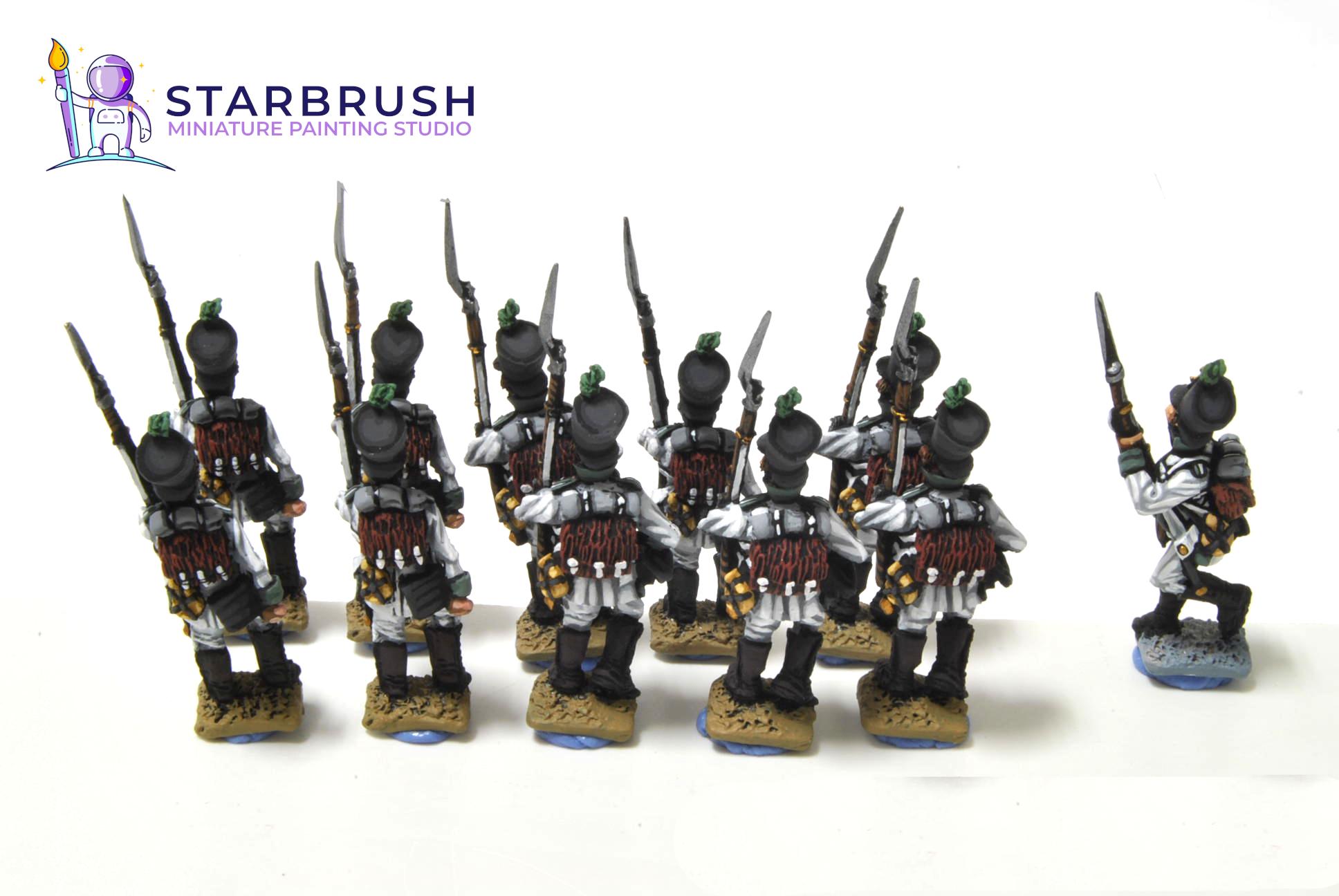 Infantería de Línea Napoleónica