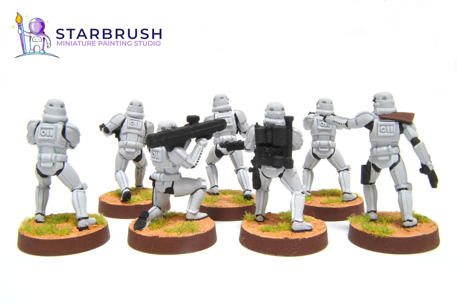 Miniaturas Star Wars Legion